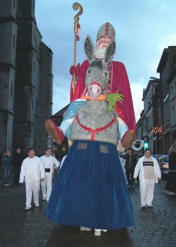 le géants St Nicolas