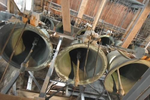 instruments, campanaires